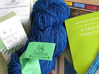 Bookmark Yarn